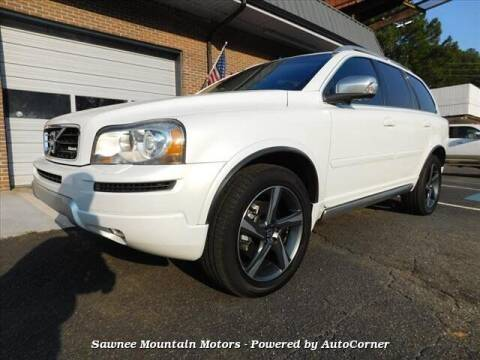 2014 Volvo XC90 for sale at Michael D Stout in Cumming GA