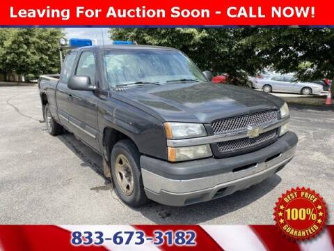 2004 Chevrolet Silverado 1500 for sale at Glenbrook Dodge Chrysler Jeep Ram and Fiat in Fort Wayne IN