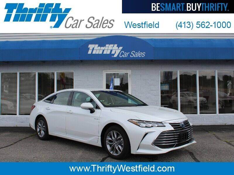 2020 Toyota Avalon Hybrid for sale at Thrifty Car Sales Westfield in Westfield MA