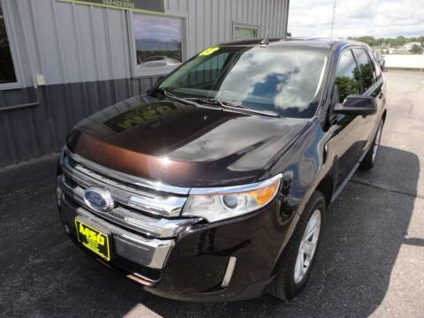 2013 Ford Edge for sale at Moss Service Center-MSC Auto Outlet in West Union IA