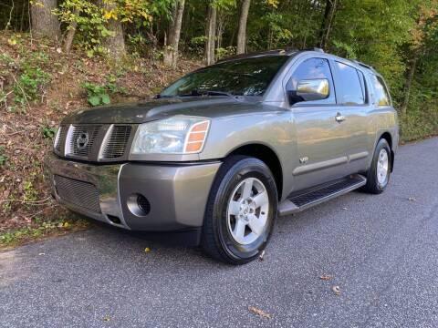 2007 Nissan Armada for sale at Lenoir Auto in Lenoir NC