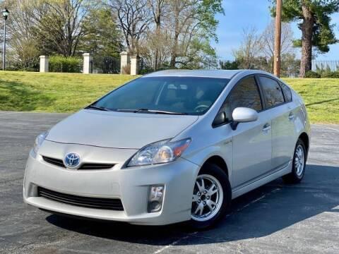 2010 Toyota Prius for sale at Sebar Inc. in Greensboro NC