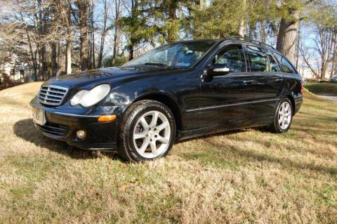 2005 Mercedes-Benz C-Class for sale at New Hope Auto Sales in New Hope PA