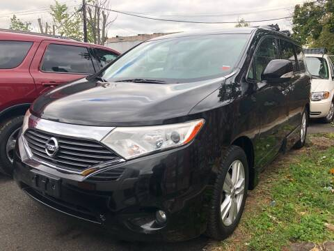 2011 Nissan Quest for sale at OFIER AUTO SALES in Freeport NY