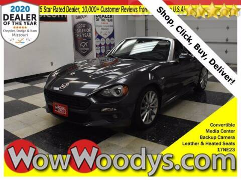 2017 FIAT 124 Spider for sale at WOODY'S AUTOMOTIVE GROUP in Chillicothe MO