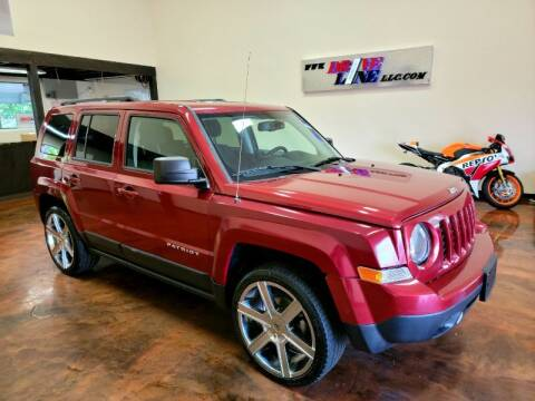 2017 Jeep Patriot for sale at Driveline LLC in Jacksonville FL