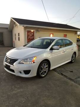 2013 Nissan Sentra for sale at Adan Auto Credit in Effingham IL