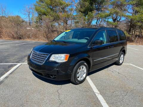 2010 Chrysler Town and Country for sale at Westford Auto Sales in Westford MA