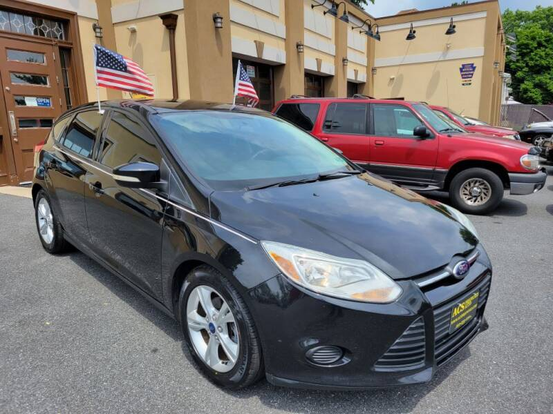 2014 Ford Focus for sale at ACS Preowned Auto in Lansdowne PA