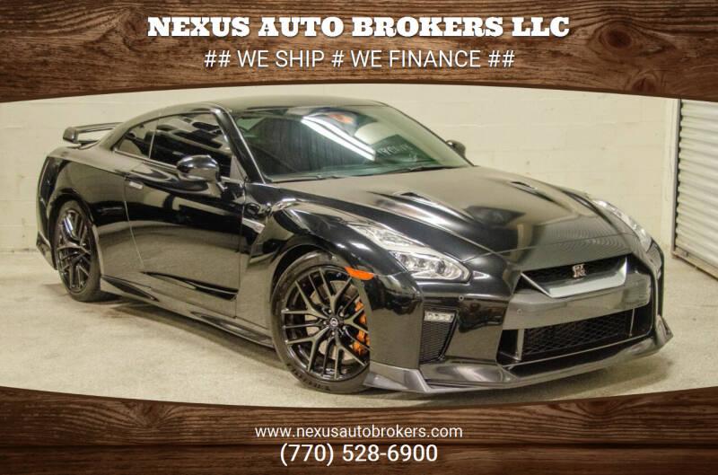 2018 Nissan GT-R for sale at Nexus Auto Brokers LLC in Marietta GA