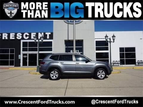 2019 Volkswagen Atlas for sale at Crescent Ford in Harahan LA