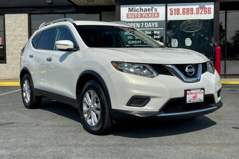 2014 Nissan Rogue for sale at Michaels Auto Plaza in East Greenbush NY
