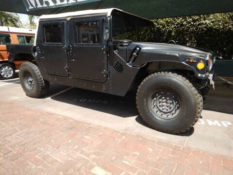 1991 HUMMER H1 for sale at California Cadillac & Collectibles in Los Angeles CA