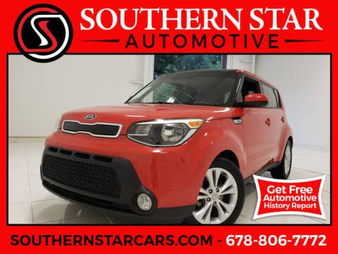 2015 Kia Soul for sale at Southern Star Automotive, Inc. in Duluth GA
