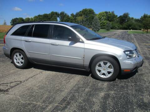 2004 Chrysler Pacifica for sale at Crossroads Used Cars Inc. in Tremont IL