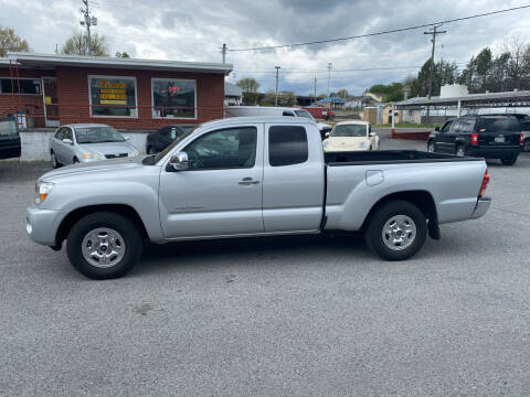 2006 Toyota Tacoma for sale at Lewis Used Cars in Elizabethton TN