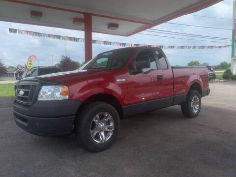 2007 Ford F-150 for sale at Best Motor Auto Sales in Geneva OH
