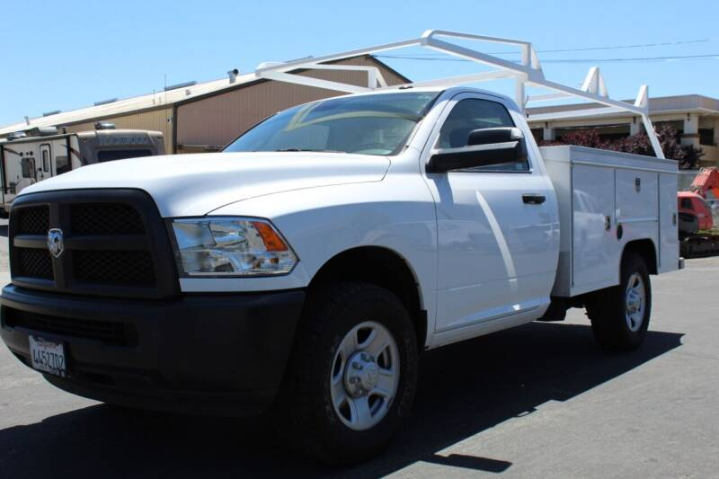 2017 RAM Ram Pickup 2500 for sale at CA Lease Returns in Livermore CA