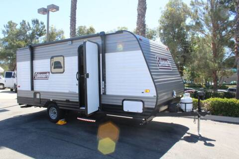 2021 Coleman Lantern LT Series 17B for sale at Rancho Santa Margarita RV in Rancho Santa Margarita CA