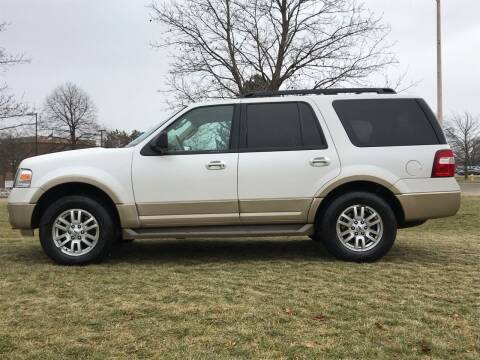 2012 Ford Expedition for sale at Motors Inc in Mason MI