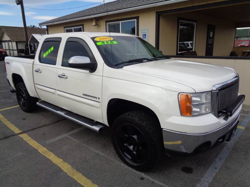 2009 GMC Sierra 1500 for sale at BBL Auto Sales in Yakima WA