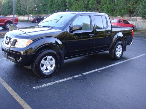 2013 Nissan Frontier for sale at Western Auto Brokers in Lynnwood WA