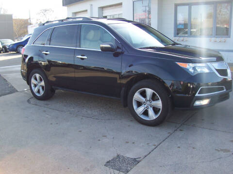 2011 Acura MDX for sale at TOWER AUTO MART in Minneapolis MN