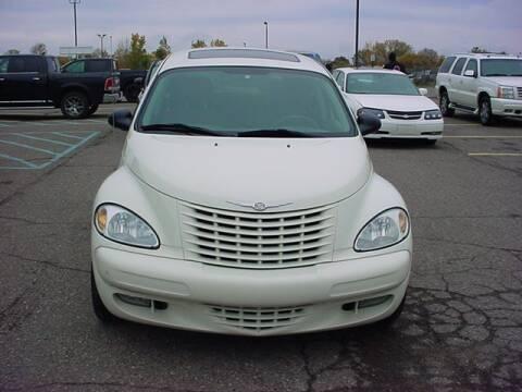 2004 Chrysler PT Cruiser for sale at VOA Auto Sales in Pontiac MI