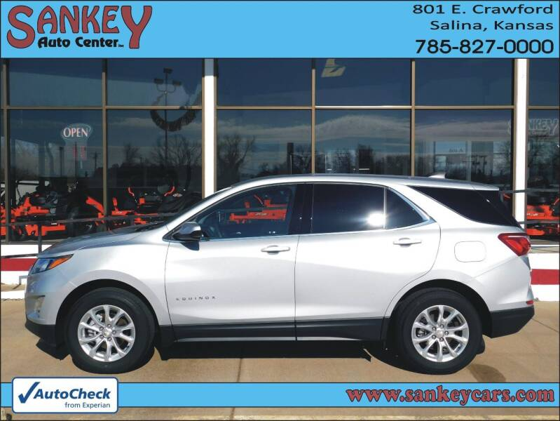 2020 Chevrolet Equinox for sale at Sankey Auto Center, Inc in Salina KS