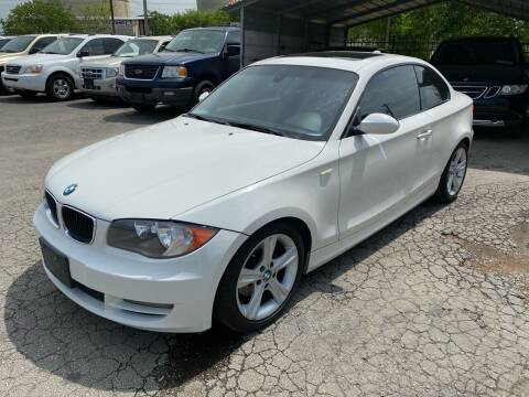 2008 BMW 1 Series for sale at Silver Auto Partners in San Antonio TX