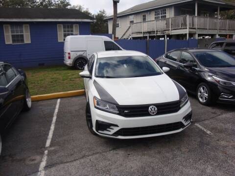 2017 Volkswagen Passat for sale at Mikano Auto Sales in Orlando FL