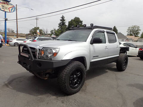 2009 Toyota Tacoma for sale at Tommy's 9th Street Auto Sales in Walla Walla WA