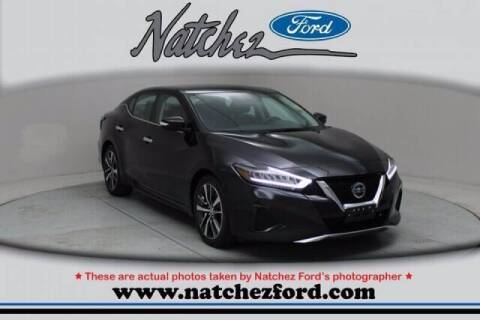 2019 Nissan Maxima for sale at Auto Group South - Natchez Ford Lincoln in Natchez MS