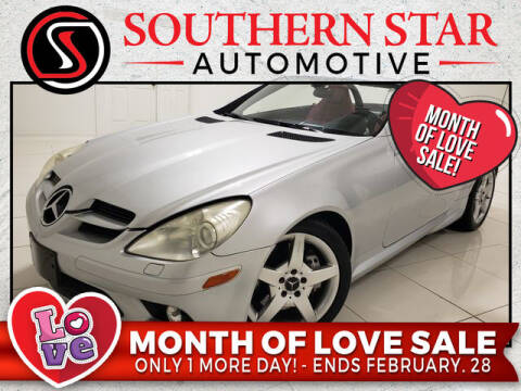 2005 Mercedes-Benz SLK for sale at Southern Star Automotive, Inc. in Duluth GA