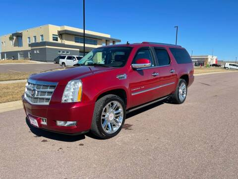 2011 Cadillac Escalade ESV for sale at More 4 Less Auto in Sioux Falls SD
