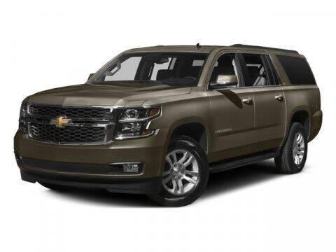2016 Chevrolet Suburban for sale at HILAND TOYOTA in Moline IL