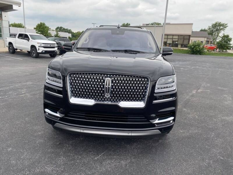 2019 Lincoln Navigator L for sale at Davco Auto in Fort Wayne IN