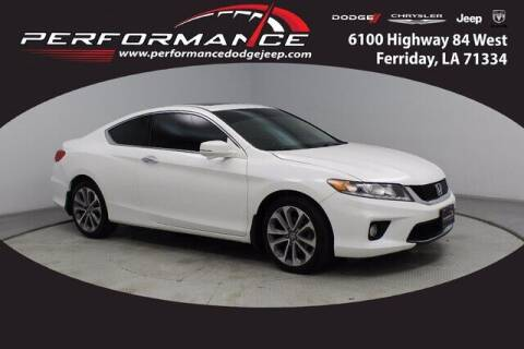 2015 Honda Accord for sale at Performance Dodge Chrysler Jeep in Ferriday LA