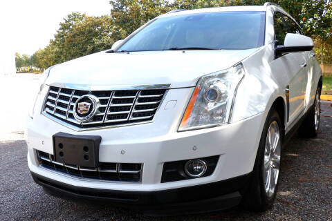 2013 Cadillac SRX for sale at Prime Auto Sales LLC in Virginia Beach VA