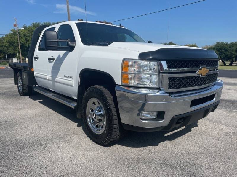 2014 Chevrolet Silverado 3500HD for sale at Thornhill Motor Company in Hudson Oaks, TX