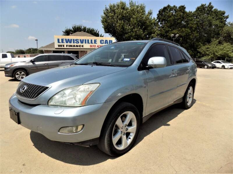 2004 Lexus RX 330 for sale at Lewisville Car in Lewisville TX