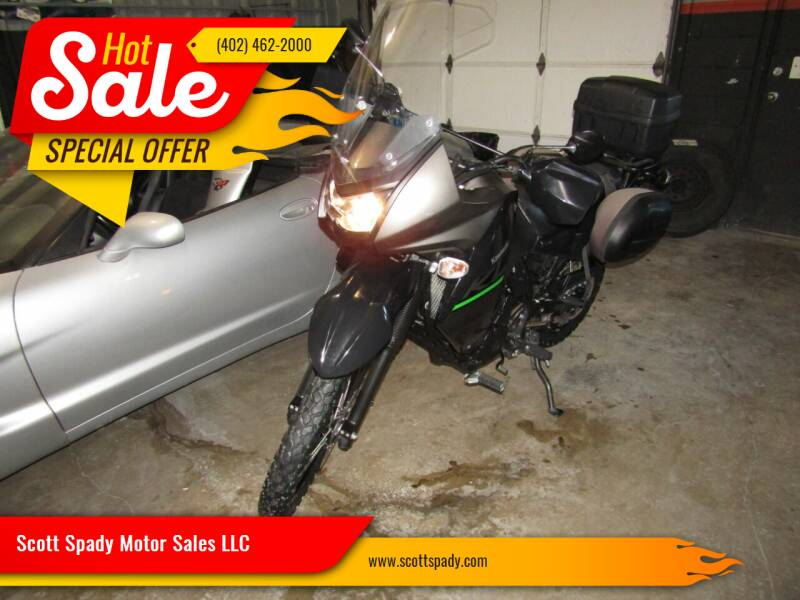 2014 Kawasaki KL650E for sale at Scott Spady Motor Sales LLC in Hastings NE