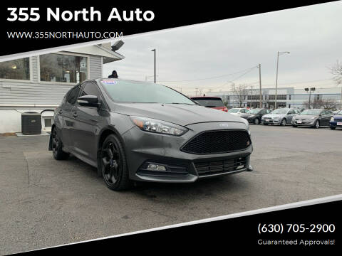 2016 Ford Focus for sale at 355 North Auto in Lombard IL