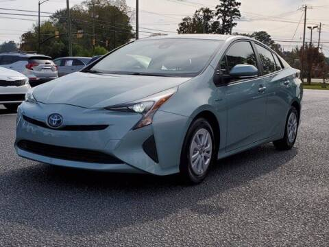 2017 Toyota Prius for sale at Gentry & Ware Motor Co. in Opelika AL