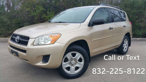 2009 Toyota RAV4 for sale at Houston Auto Preowned in Houston TX
