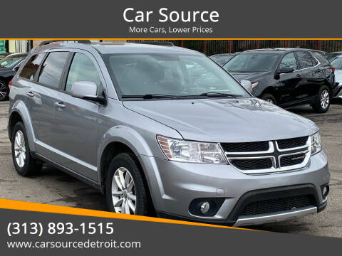 2016 Dodge Journey for sale at Car Source in Detroit MI