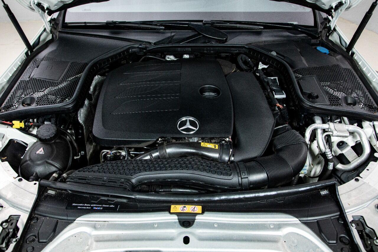 2019 Mercedes-Benz C-Class 16