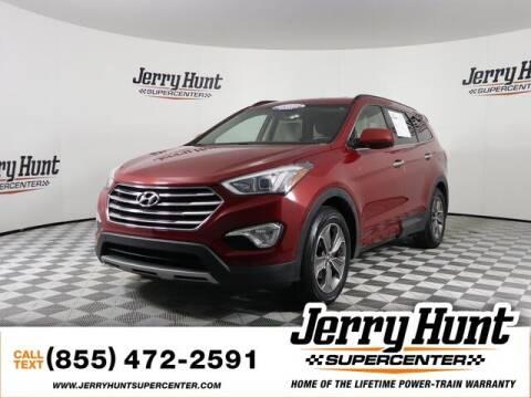 2015 Hyundai Santa Fe for sale at Jerry Hunt Supercenter in Lexington NC