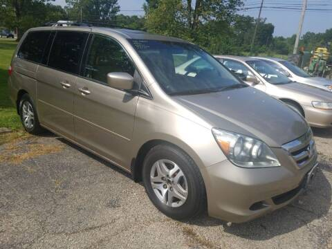 2005 Honda Odyssey for sale at David Shiveley in Mount Orab OH