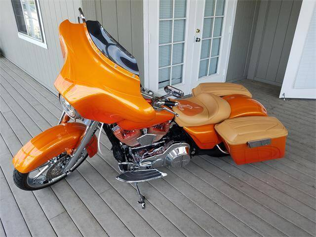2004 Harley-Davidson Custom for sale at Nor Cal Auto Center in Anderson CA